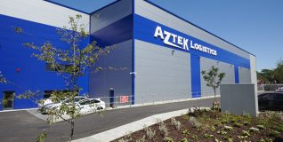 Aztek Logistics delivers sanitisers and 'sneeze screens' to some of the UK's biggest retailers